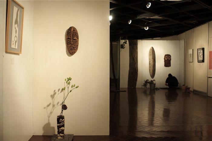 書展「アフリカの物達と」本日より開催_f0120395_6552495.jpg
