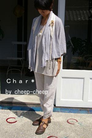 今日の Char*スタイル_a0162603_12101172.jpg