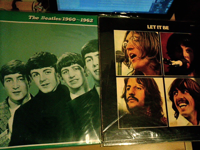 The Beatles!_a0168922_16501483.jpg