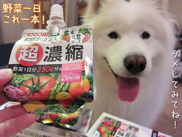 【モラタメ】 野菜一日これ一本 タメしたよ_c0062832_612568.jpg