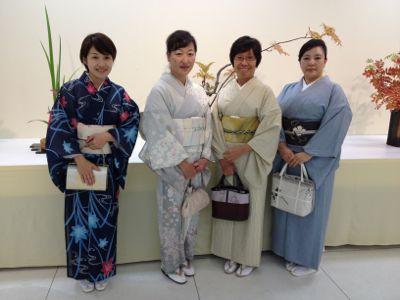 今年も東武デパート、彩花展へ_f0140343_1628321.jpg