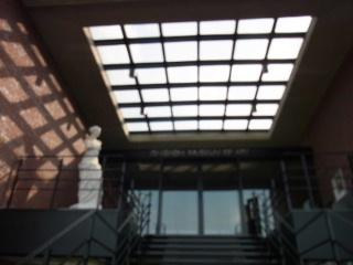 石橋美術館で、藤田嗣治とピカソとルノアールなどを鑑賞_c0011649_15581685.jpg
