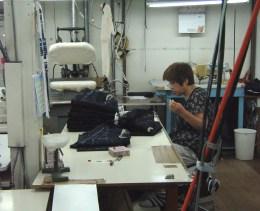 """""""ニッポンのクラシコ"""" ~ イタリアの伝統技法を継承して40年 「イワテスーツ工房」を訪ねる 編_c0177259_20263588.jpg"""