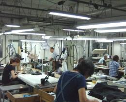 """""""ニッポンのクラシコ"""" ~ イタリアの伝統技法を継承して40年 「イワテスーツ工房」を訪ねる 編_c0177259_20271865.jpg"""