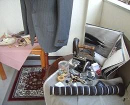 """""""ニッポンのクラシコ"""" ~ イタリアの伝統技法を継承して40年 「イワテスーツ工房」を訪ねる 編_c0177259_20311967.jpg"""