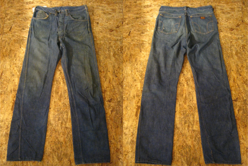40\'s WWⅡ Dickies DenimPants入荷_b0121563_181367.jpg