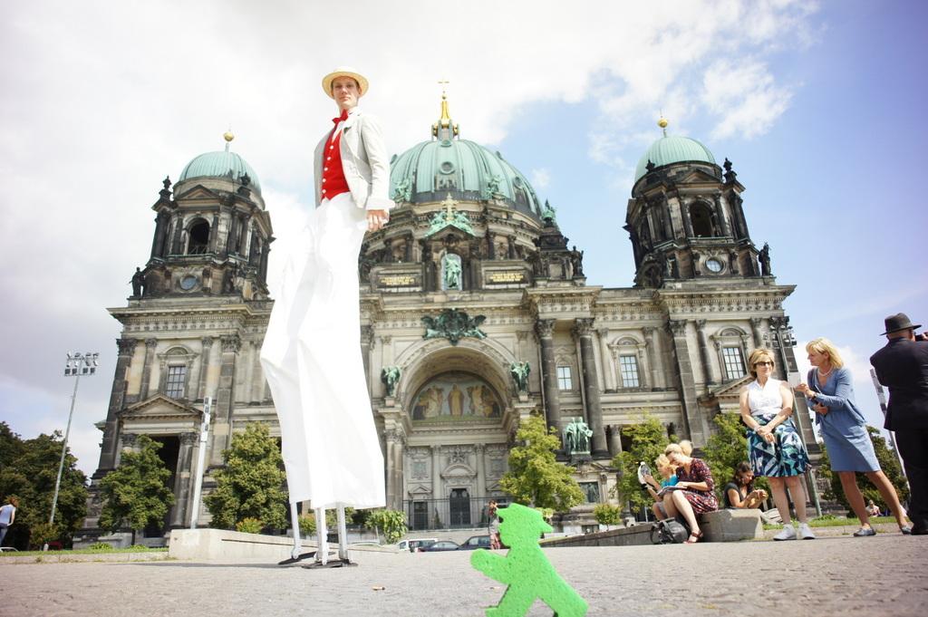 ベルリンのアンペルマン、ですから。_c0180686_23251414.jpg