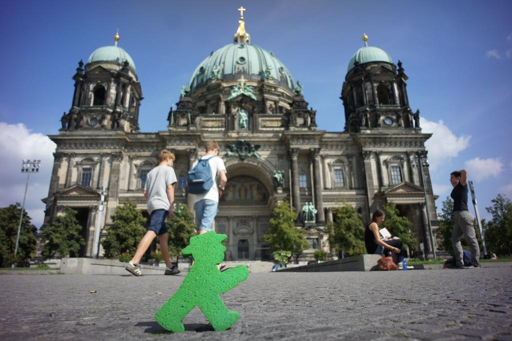 ベルリンのアンペルマン、ですから。_c0180686_23254263.jpg