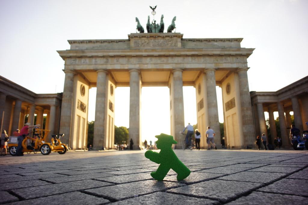 ベルリンのアンペルマン、ですから。_c0180686_23273663.jpg