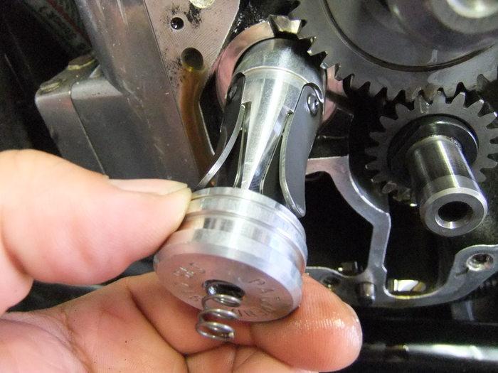 エボ エンジン ブローバイ増設 2_c0226202_1938250.jpg