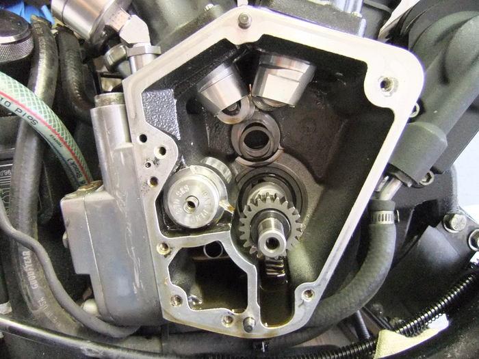 エボ エンジン ブローバイ増設 2_c0226202_19392888.jpg