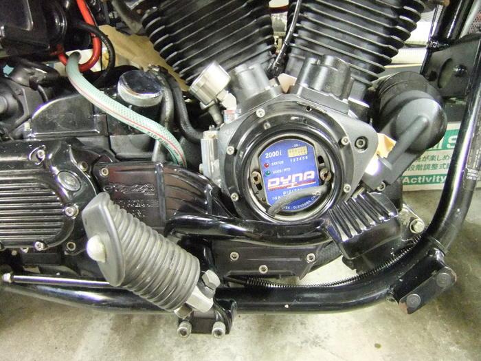エボ エンジン ブローバイ増設 2_c0226202_19421511.jpg