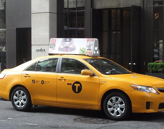 ニューヨーク市の公認タクシー、イエローキャブの話題_b0007805_1502229.jpg