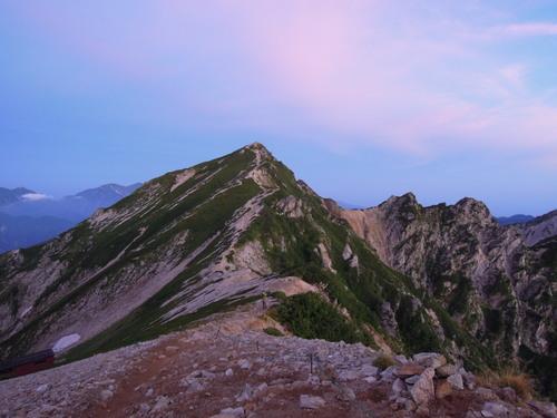 唐松岳登山_b0232005_1742265.jpg