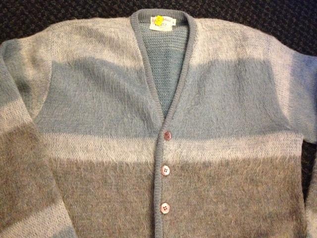 アメリカ仕入れ情報#6 40'S~ジャンセンジャガードセーター&60'Sモヘアカーデ_c0144020_2128819.jpg