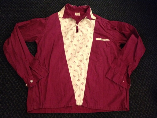 アメリカ仕入れ情報#7 50'S コットンシャツ!_c0144020_2131116.jpg