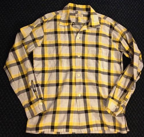 アメリカ仕入れ情報#7 50'S コットンシャツ!_c0144020_21325839.jpg