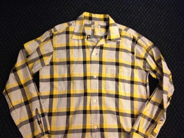アメリカ仕入れ情報#7 50'S コットンシャツ!_c0144020_2133075.jpg