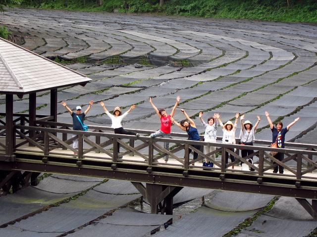 長野県、軽井沢、松本、安曇野をすがすがしく走る。_d0046025_1262615.jpg