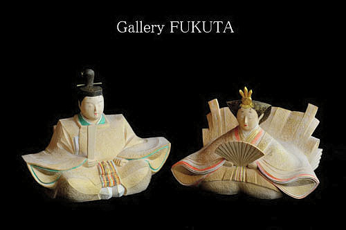 『瀧川佐智子・木彫展』開催中です。  _c0161127_1671853.jpg