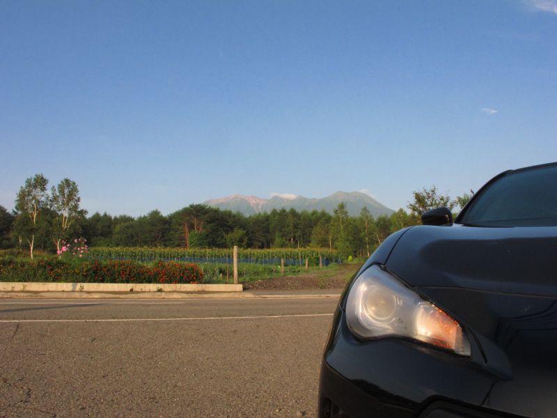 BRZで開田高原の秋を一足先に楽しむ_f0076731_6572896.jpg