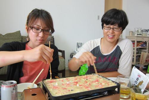 we love takoyaki !_c0153966_17455559.jpg