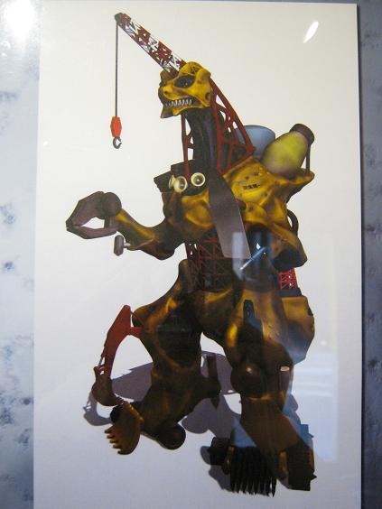 たまごの工房企画展  怪獣図鑑展  5   その3_e0134502_14114898.jpg