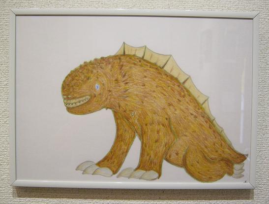 たまごの工房企画展  怪獣図鑑展  5   その4_e0134502_17574540.jpg