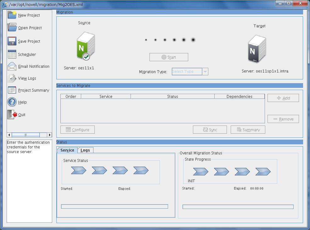 Novell OES 11sp1 ファーストインプレッション_a0056607_20342472.jpg
