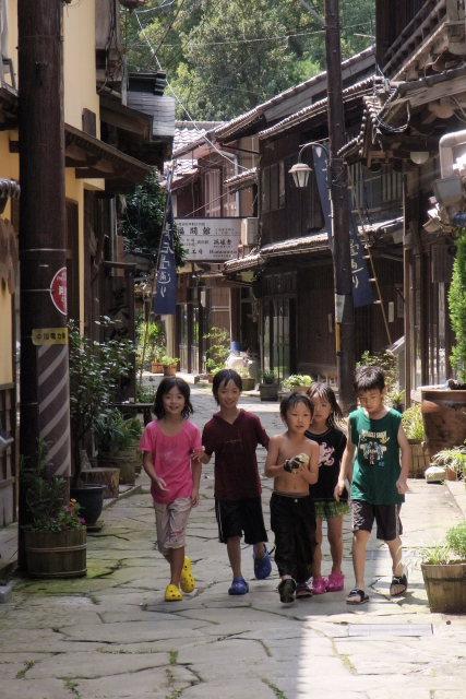 松江市美保関町  青石畳通りの夏休み_b0061717_1101924.jpg