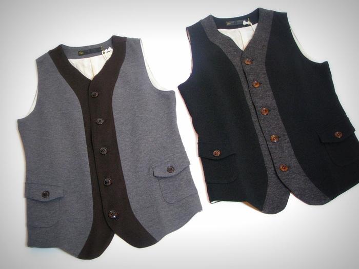 ◆Milano Rib Tailor Vest _e0142928_2004572.jpg