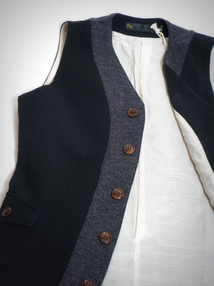 ◆Milano Rib Tailor Vest _e0142928_2031723.jpg