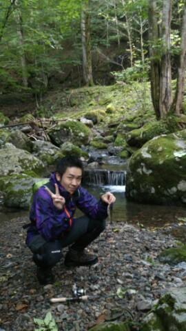 渓流釣り@群馬_e0213248_1973555.jpg