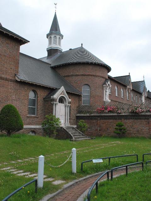 函館トラピスチヌ修道院(函館の建築再見)_f0142606_19554884.jpg