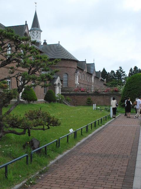 函館トラピスチヌ修道院(函館の建築再見)_f0142606_19572181.jpg