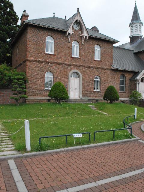 函館トラピスチヌ修道院(函館の建築再見)_f0142606_20175847.jpg