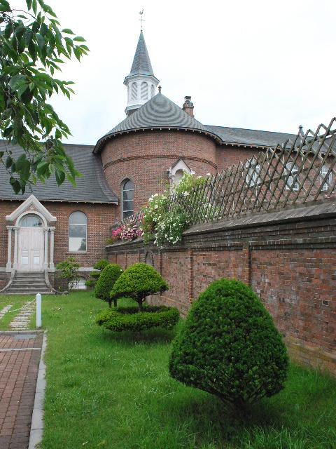 函館トラピスチヌ修道院(函館の建築再見)_f0142606_20201874.jpg