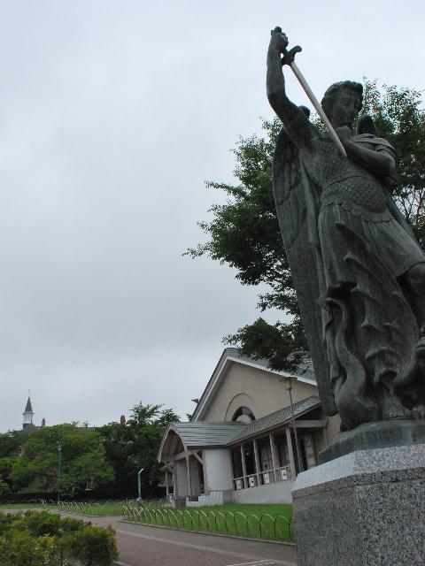 函館トラピスチヌ修道院(函館の建築再見)_f0142606_20344617.jpg