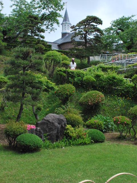 函館トラピスチヌ修道院(函館の建築再見)_f0142606_2045242.jpg