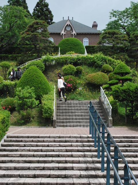 函館トラピスチヌ修道院(函館の建築再見)_f0142606_2083587.jpg