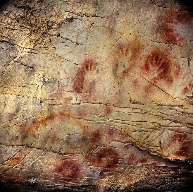 ネアンデルタール人の作品?:洞窟壁画のギャラリー_b0064113_6474446.jpg