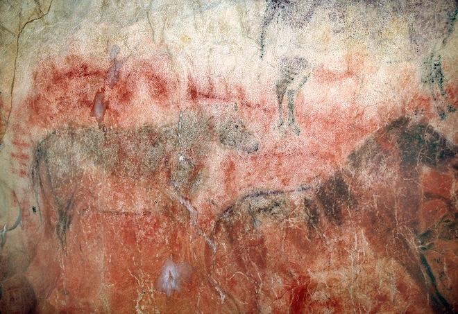ネアンデルタール人の作品?:洞窟壁画のギャラリー_b0064113_6481597.jpg