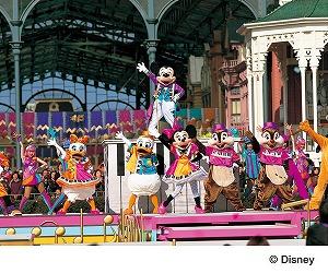東京ディズニーリゾート® 30周年記念ブルーレイ&DVDもう一度会いたいショー&パレード_e0025035_1358219.jpg