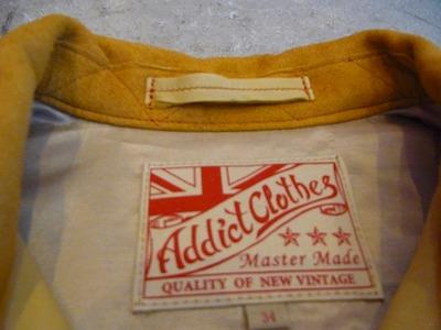 8日 土曜日発売開始 ADDICT CLOTHES NEW VINTAGE_d0100143_045933.jpg