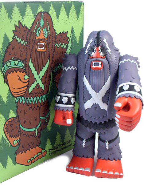Forest Warlord Kamikaze edition by Bigfoot One_e0118156_22482298.jpg