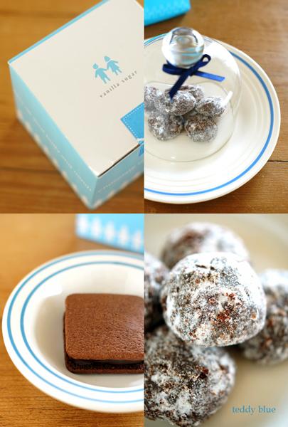 vanilla sugar  バニラシュガーのチョコレート_e0253364_8304687.jpg