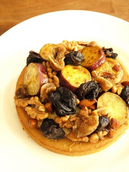 秋の野菜たっぷりおもてなしごはん_d0128268_1812258.jpg