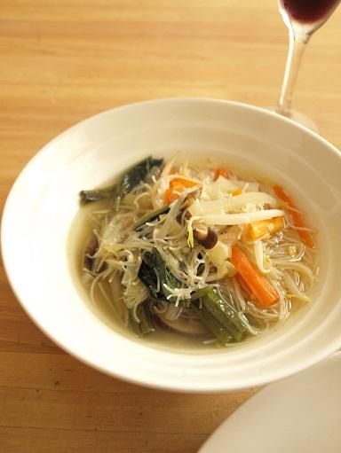 秋の野菜たっぷりおもてなしごはん_d0128268_1813566.jpg