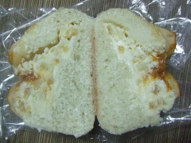 カリンベーグル レモンチーズケーキ風_f0076001_0522361.jpg