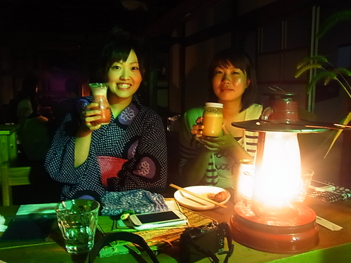 ランプの灯夜_b0207642_17371995.jpg